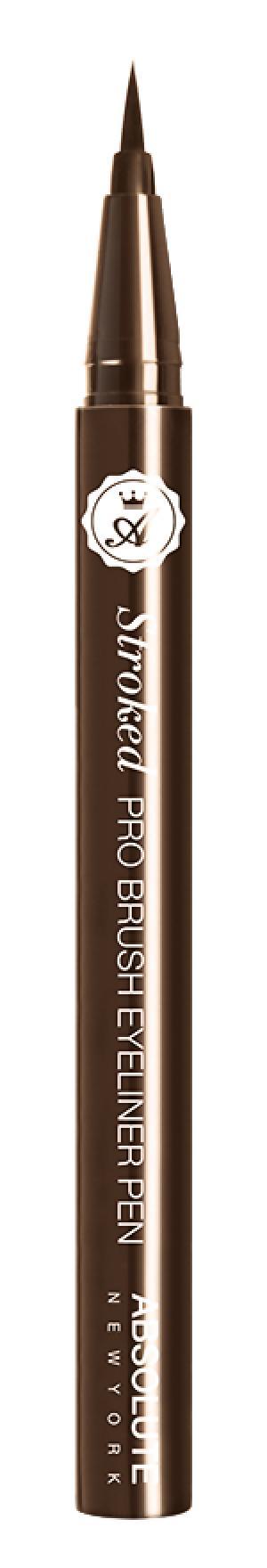 Подводка Absolute New York 02 Dark Brown. Цвет: 02 dark brown