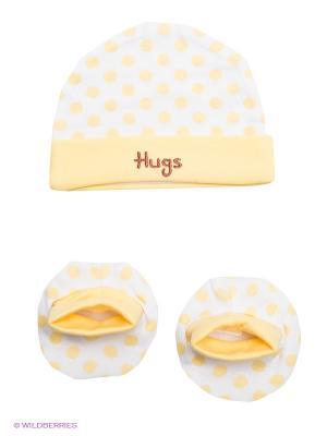 Комплект одежды Luvable Friends. Цвет: желтый