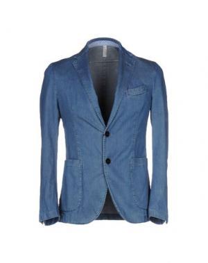 Пиджак VERDERA. Цвет: синий