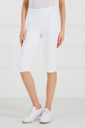 Укороченные брюки Azzedine Alaïa. Цвет: белый