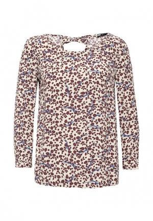 Блуза Sinequanone. Цвет: бежевый