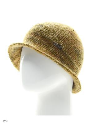 Шляпа Калейдоскоп ТТ. Цвет: коричневый
