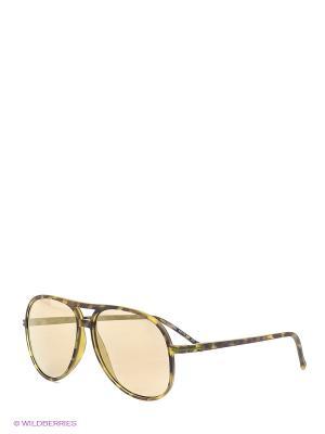Очки солнцезащитные TM 017S 03 Opposit. Цвет: коричневый, желтый