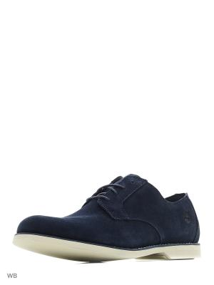 Ботинки TIMBERLAND. Цвет: темно-синий