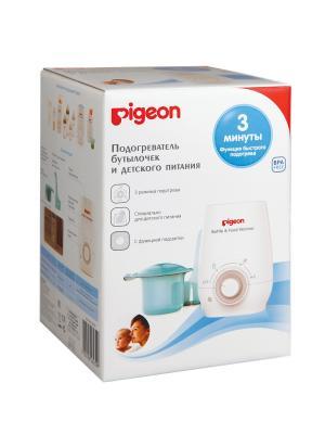 Подогреватель бутылочек и детского питания электрический PIGEON. Цвет: белый