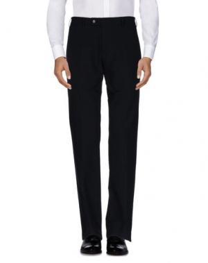 Повседневные брюки CARLO PIGNATELLI OUTSIDE. Цвет: темно-синий