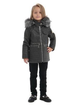 Куртка TOPKLAER. Цвет: серый