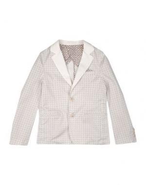 Пиджак FUN &. Цвет: белый