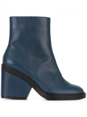 Ботинки Babe Robert Clergerie. Цвет: синий