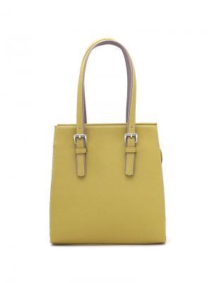 Сумка Solo true bags. Цвет: оливковый