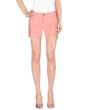 Повседневные шорты FLY GIRL. Цвет: розовый