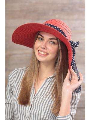 Шляпа Krife. Цвет: красный