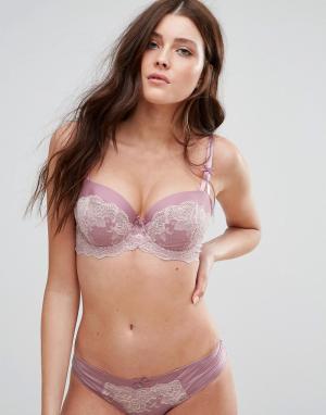 Boux Avenue Бюстгальтер Myah Fuller Bust DD-G. Цвет: розовый