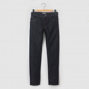 Джинсы прямые, 10-16 лет R essentiel. Цвет: серый,синий потертый,темно-синий