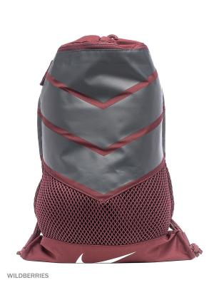 Рюкзак NIKE VAPOR GYMSACK 2.0. Цвет: красный