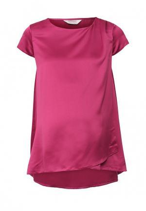 Блуза Dorothy Perkins Maternity. Цвет: фуксия