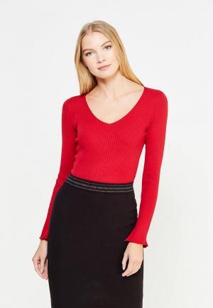 Пуловер Motivi. Цвет: красный