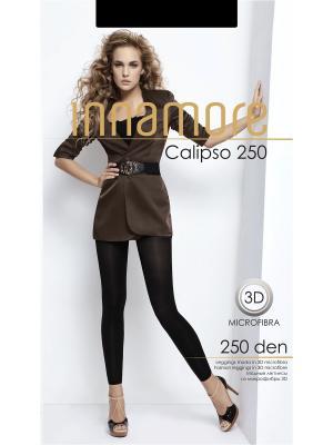 Леггинсы Calipso 250 nero Innamore. Цвет: черный