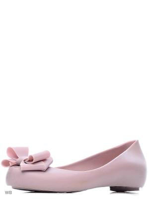 Балетки Noos Icon. Цвет: розовый