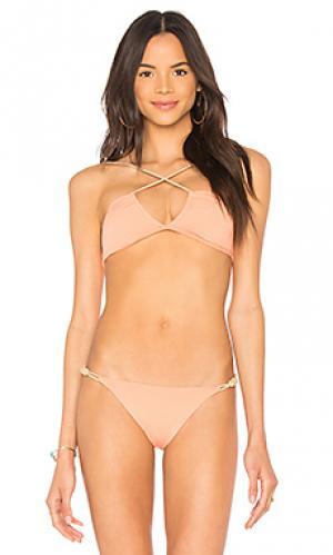 Верх купальника brigitte Vix Swimwear. Цвет: peach