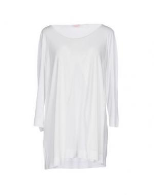 Блузка ROSSOPURO. Цвет: белый
