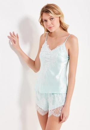 Пижама Mia-Amore. Цвет: мятный