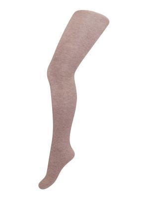 Колготки детские Para Socks. Цвет: бежевый