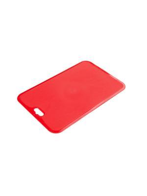 Доска разделочная Flexi (красный) Berossi. Цвет: красный