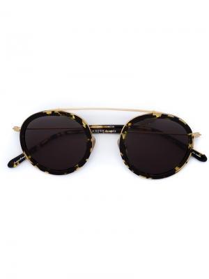Солнцезащитные очки Conti Krewe Du Optic. Цвет: многоцветный