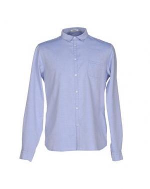 Pубашка OFFICINA 36. Цвет: небесно-голубой