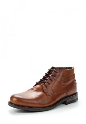 Ботинки Dali. Цвет: коричневый