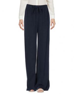 Повседневные брюки YOUNG FABULOUS & BROKE. Цвет: темно-синий