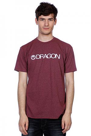 Футболка  Trademark F12 Blackberry Heather Dragon. Цвет: фиолетовый