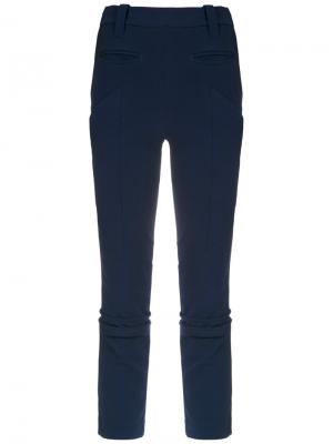 Cropped trousers Gloria Coelho. Цвет: none