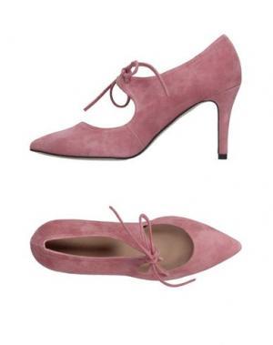 Туфли ANCARANI. Цвет: розовый