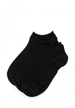 Комплект носков 3 пары Incanto. Цвет: черный