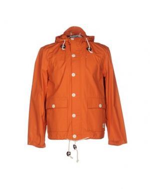 Куртка SUIT. Цвет: оранжевый