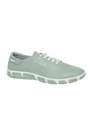Ботинки TBS. Цвет: светло-серый