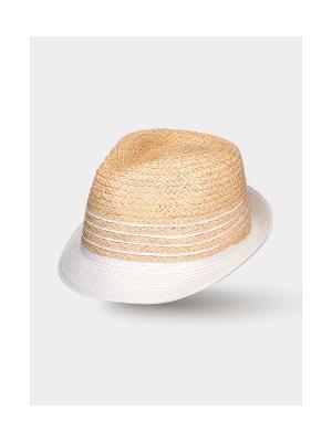 Шляпа Canoe. Цвет: белый