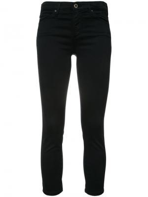 Prima cropped jeans Ag. Цвет: синий