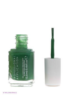 Лак для ногтей 725 НА ГРАНИ PRETTY EDGY Essie Professional. Цвет: зеленый