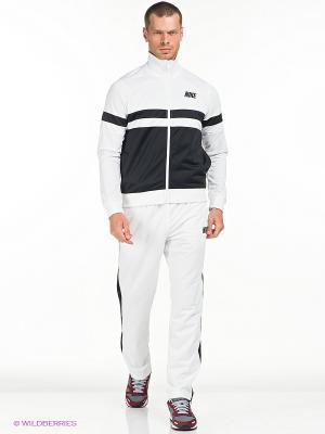 Спортивный костюм NIKE BREAKLINE WARMUP. Цвет: белый