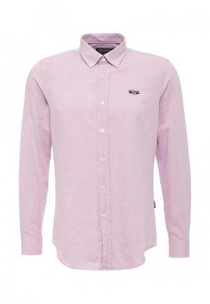 Рубашка Galvanni. Цвет: фиолетовый