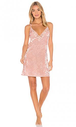 Комбинация luxe Cosabella. Цвет: розовый