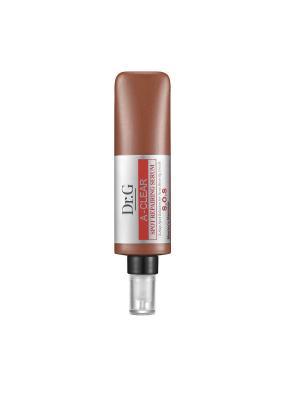 Сыворотка точечная восстанавливающая для проблемной кожи A-Clear, 9ml Dr.G. Цвет: белый