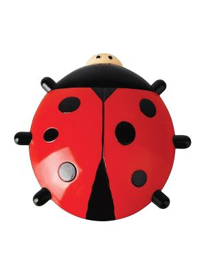 Термометр TH57 Esschert Design. Цвет: красный, черный