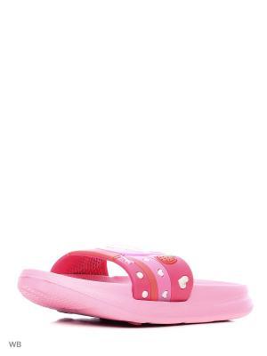 Пантолеты Kakadu. Цвет: красный, розовый