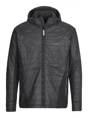 Куртка CLASSIC BEE MENS HYBRID JKT HUMMEL. Цвет: темно-серый
