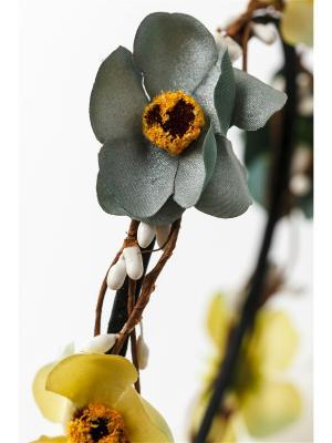 Ободок Oceania. Цвет: желтый, серый