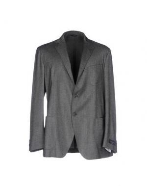 Пиджак TOMBOLINI. Цвет: серый